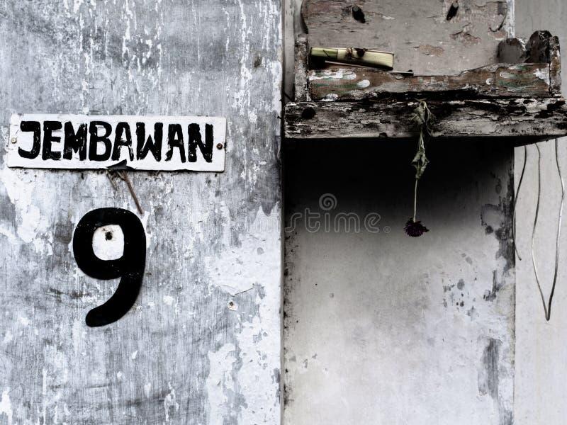 Bleknat erbjuda, Bali arkivfoton