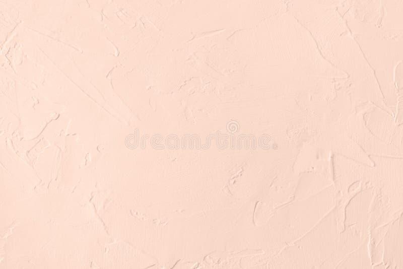 Blekt - bakgrund för kulör låg kontrast för rosa färger konkret texturerad med kärvhet och oriktigheter arkivfoton