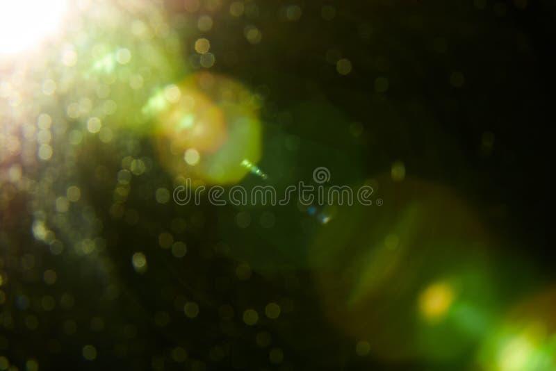 Blendenflecküberlagerung lizenzfreie stockfotografie