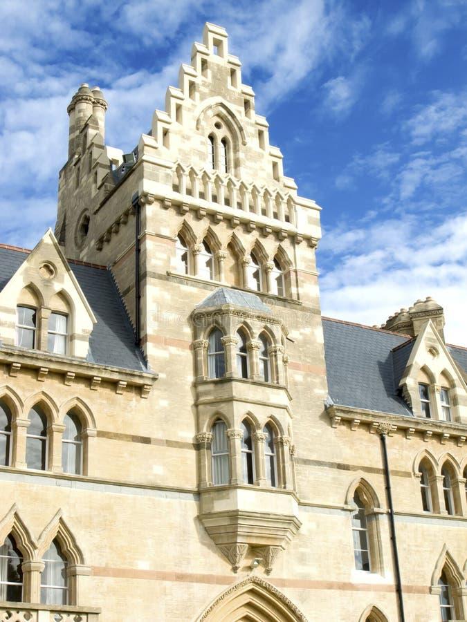 Blenheim宫殿;丘吉尔Downs入口;丘吉尔Mannor 库存图片