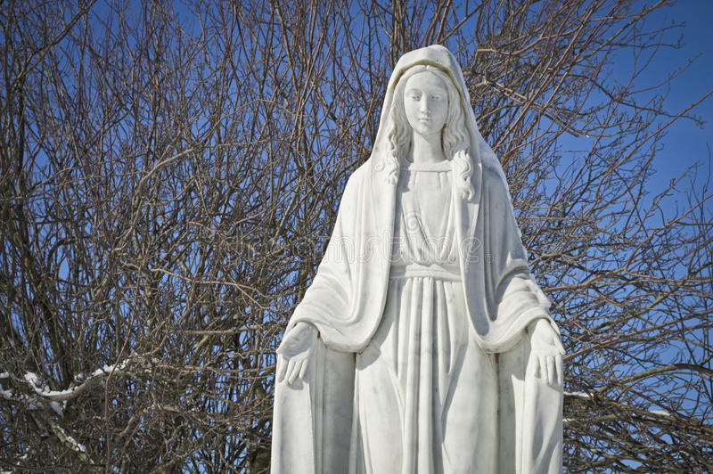Download The Blessed Mother stock photo. Image of religion, monument - 29601684