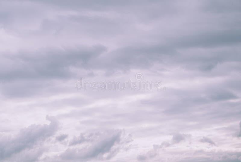 Bleu beau ciel abstrait arrière-plan images stock