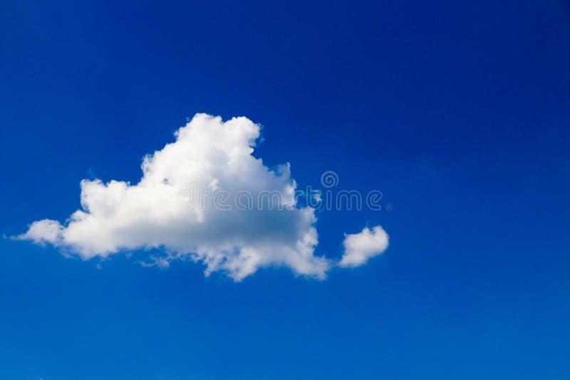 Bleu-ciel image stock