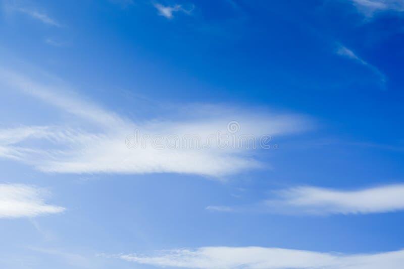 Bleu-ciel images libres de droits