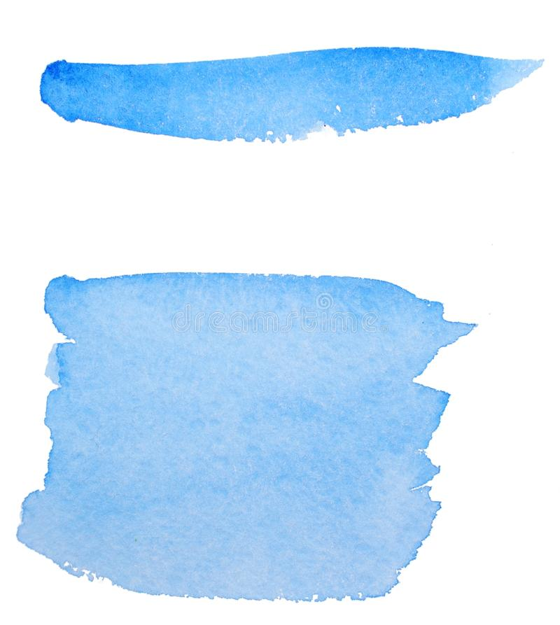 Bleu-clair photographie stock libre de droits