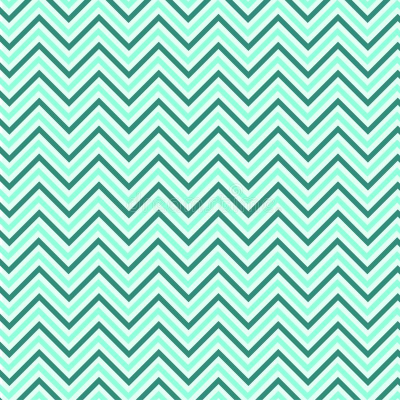 Bleu Grey Background Zigzag de modèle illustration de vecteur