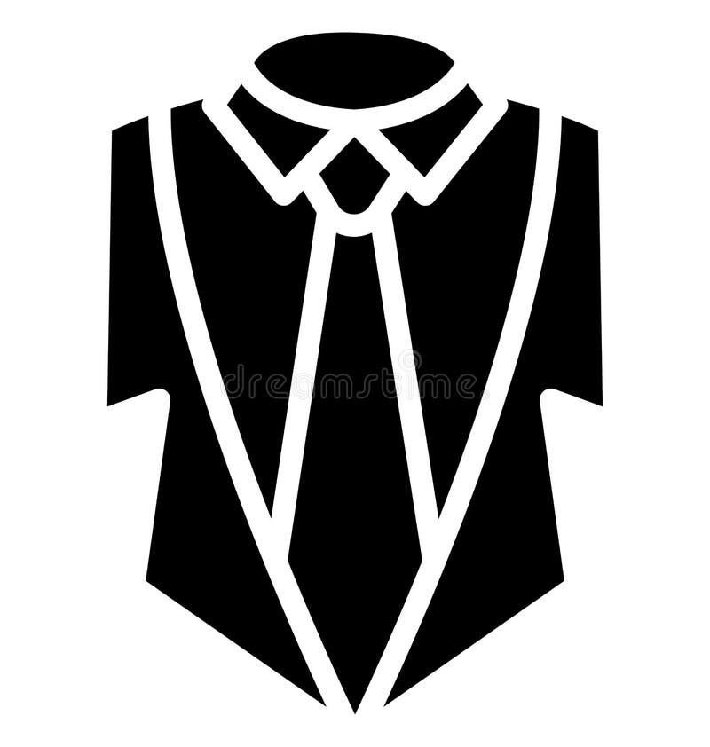 Blezer, Odosobniona Wektorowa ikona która może łatwo redagować lub modyfikować ilustracji