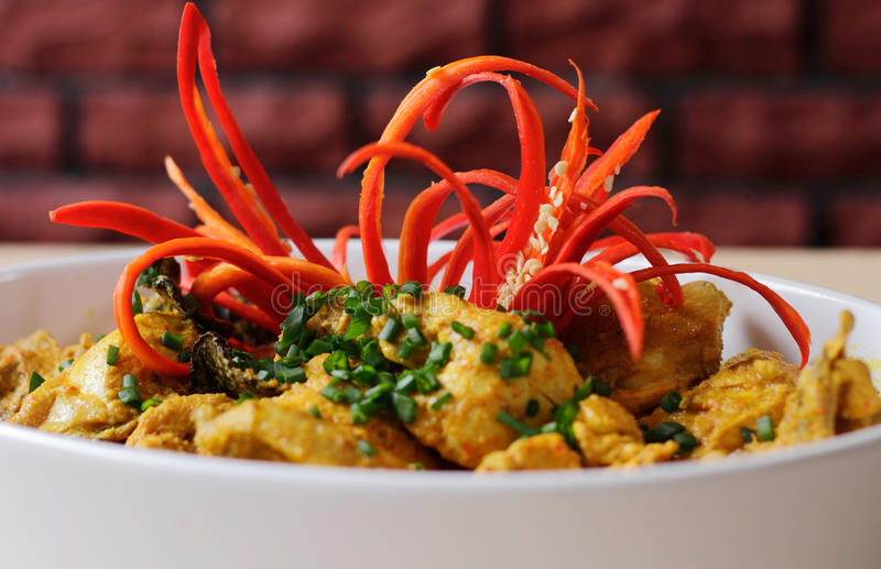 bli rädd curry