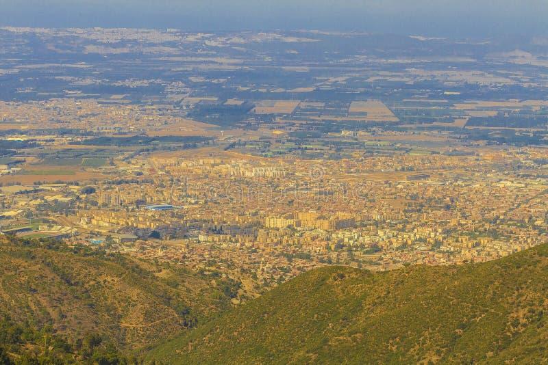 Blida-Stadt stockbild
