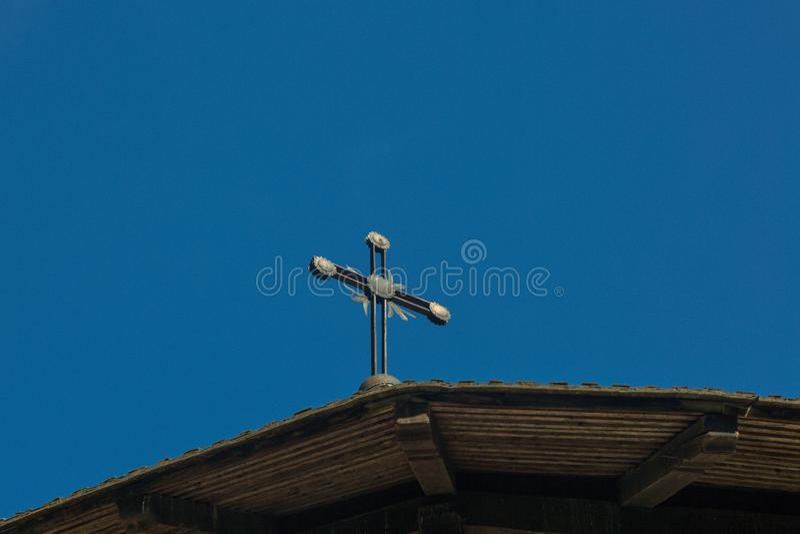 Blidka kloster, Rumänien arkivfoton