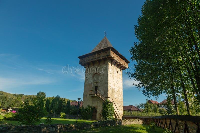 Blidka kloster, Rumänien royaltyfri foto