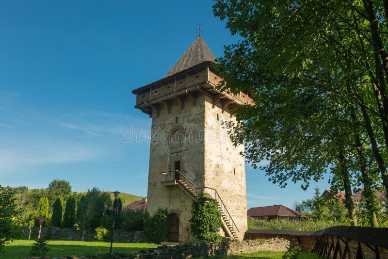Blidka kloster, Rumänien royaltyfria foton