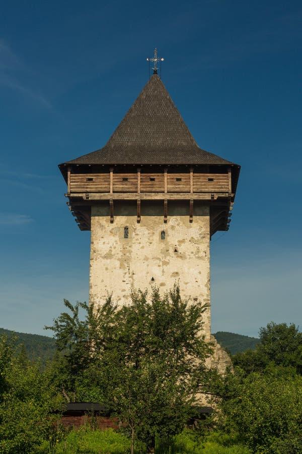 Blidka kloster, Rumänien arkivbild