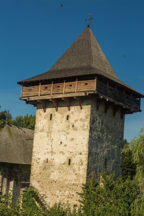 Blidka kloster, Rumänien royaltyfri bild