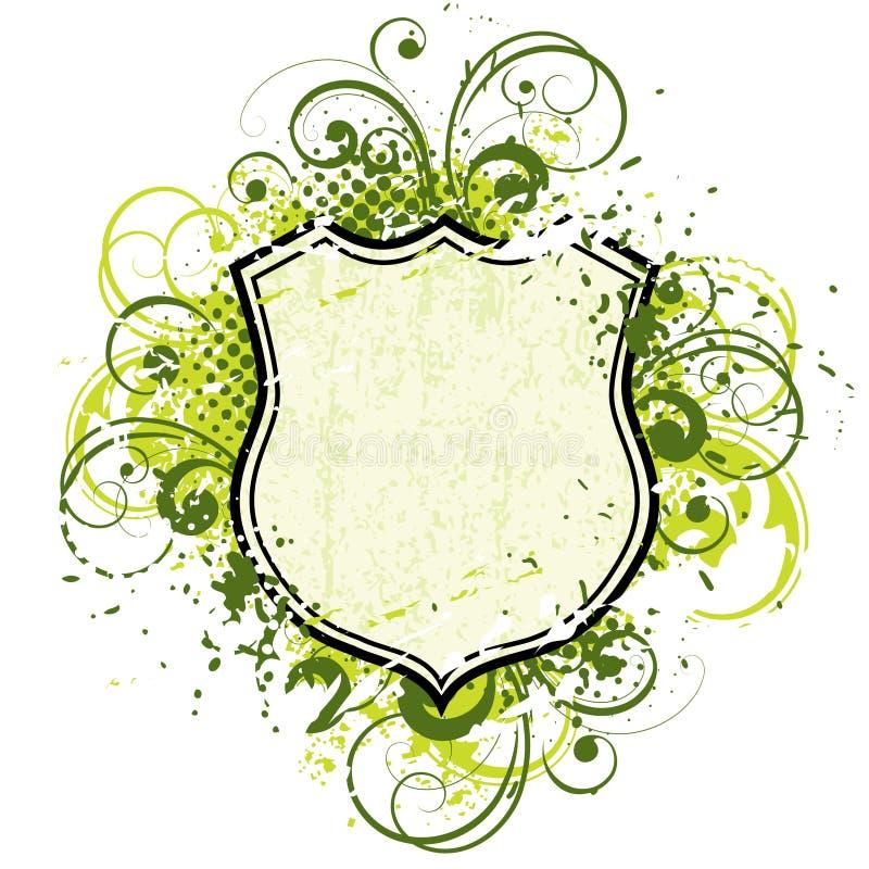 Blindaje floral libre illustration