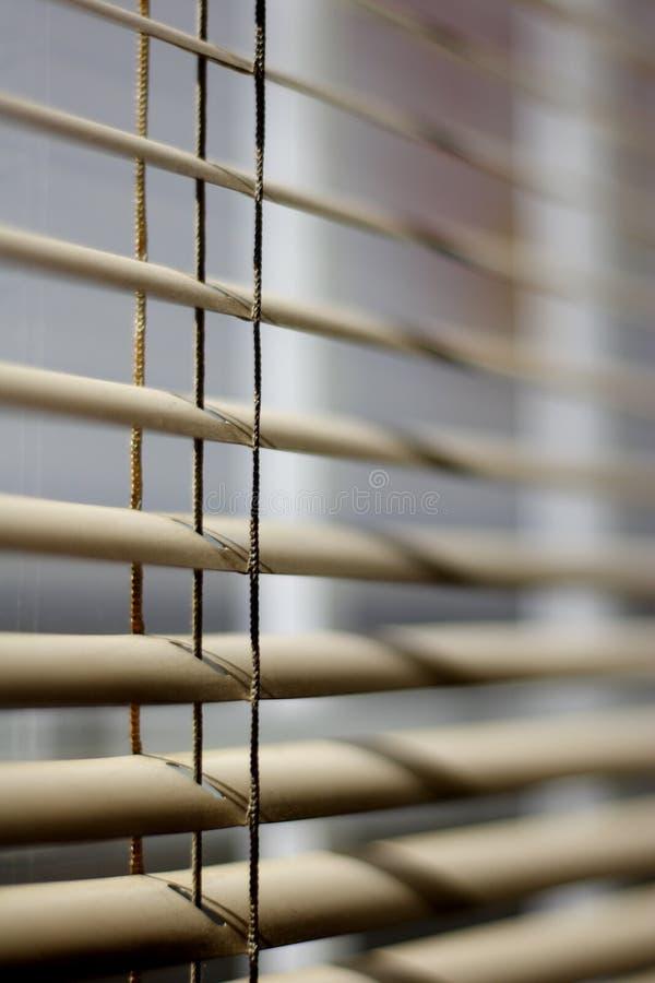 Blinde Ventetian royalty-vrije stock foto