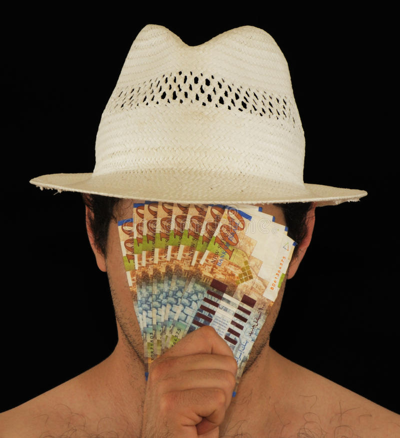 Download Blinded by money stock photo. Image of blind, euro, invest - 15226218