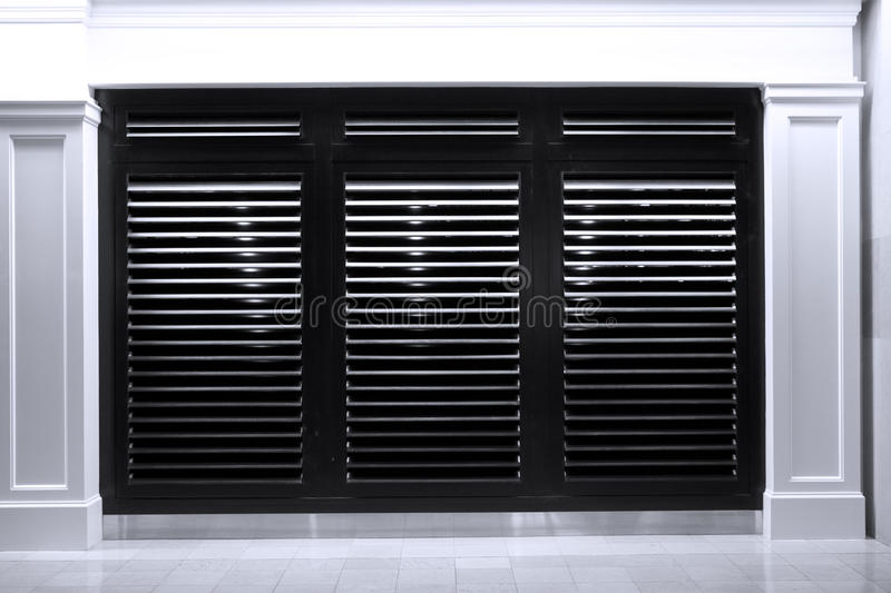 Download Blinded Windows stock photo. Image of fitch, shopping - 17371380