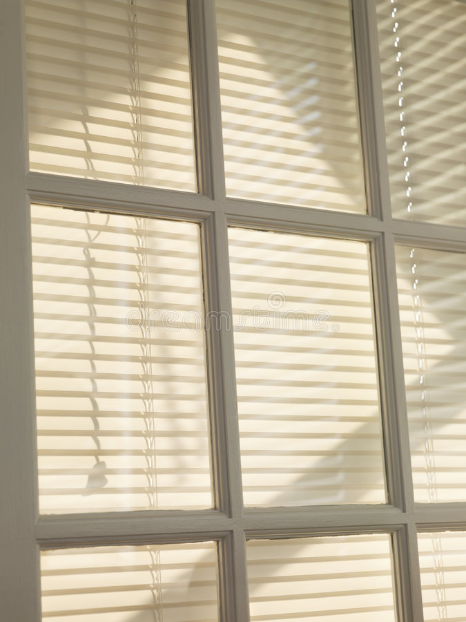 Blinds. royalty free stock photos