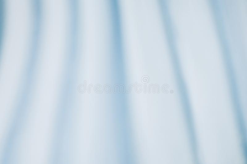Blinds Blur Blue Background. stock photo