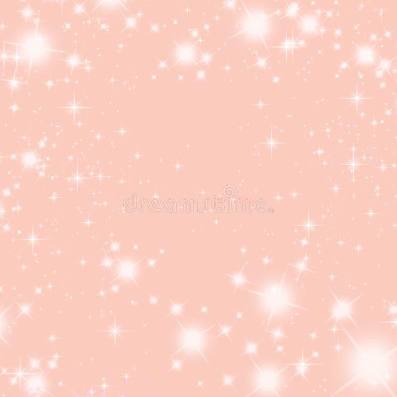bling sparkle för bakgrund vektor illustrationer