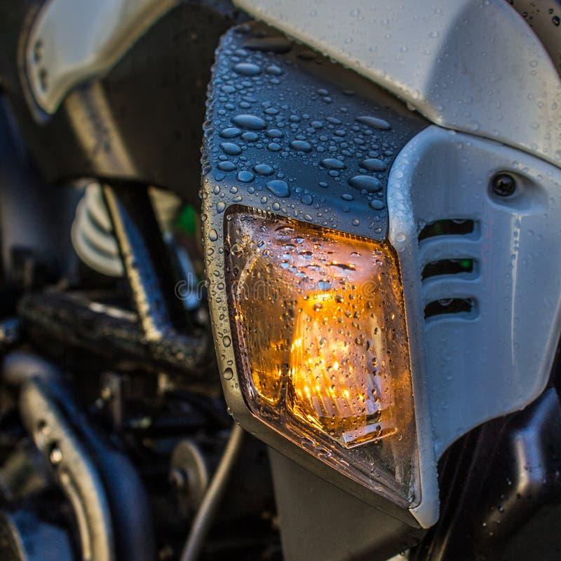 Blinklicht lizenzfreie stockfotografie