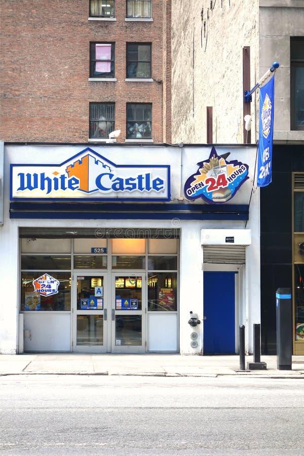 blisko do zamku świetle białym fotografia royalty free