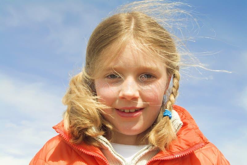 blisko plażowa dziewczyna w górę młodych obraz stock