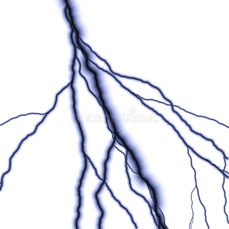 Blitz vektor abbildung