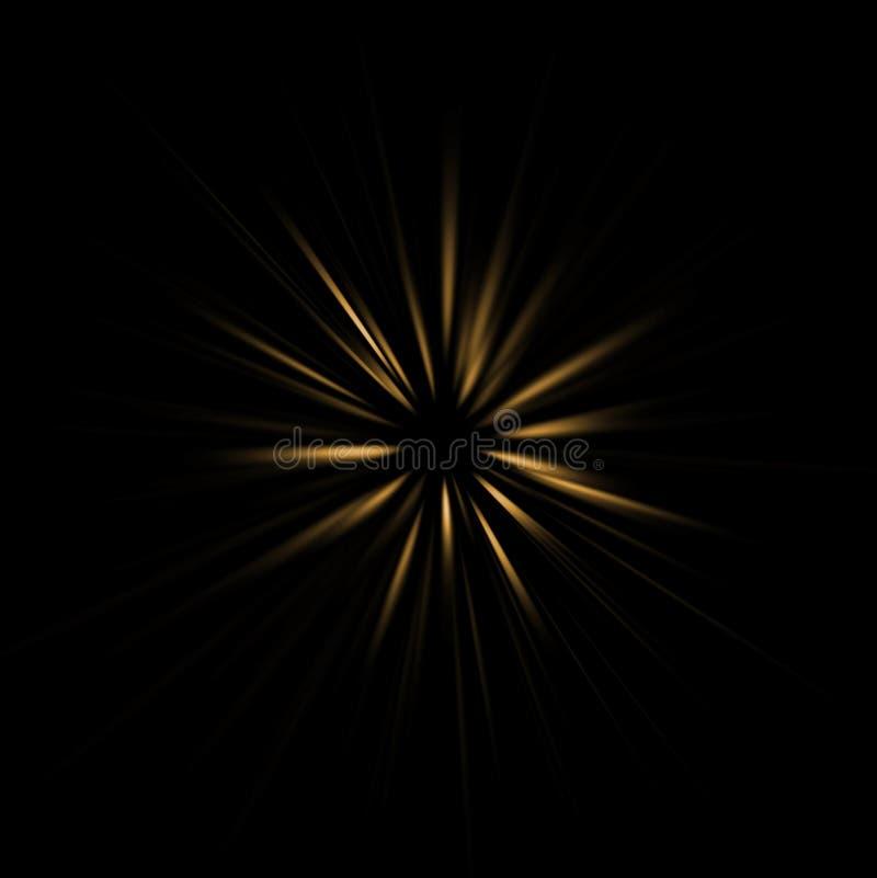 Blitzlichtexplosion lizenzfreie stockfotos