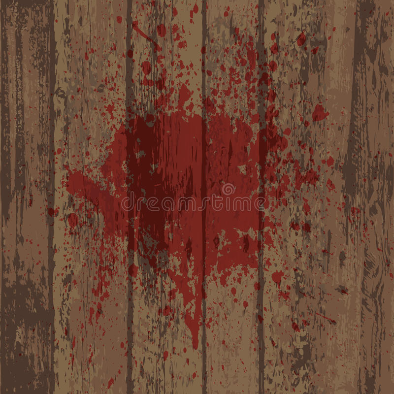 Download Bllood stain stock vector. Illustration of crime, stain - 34073513