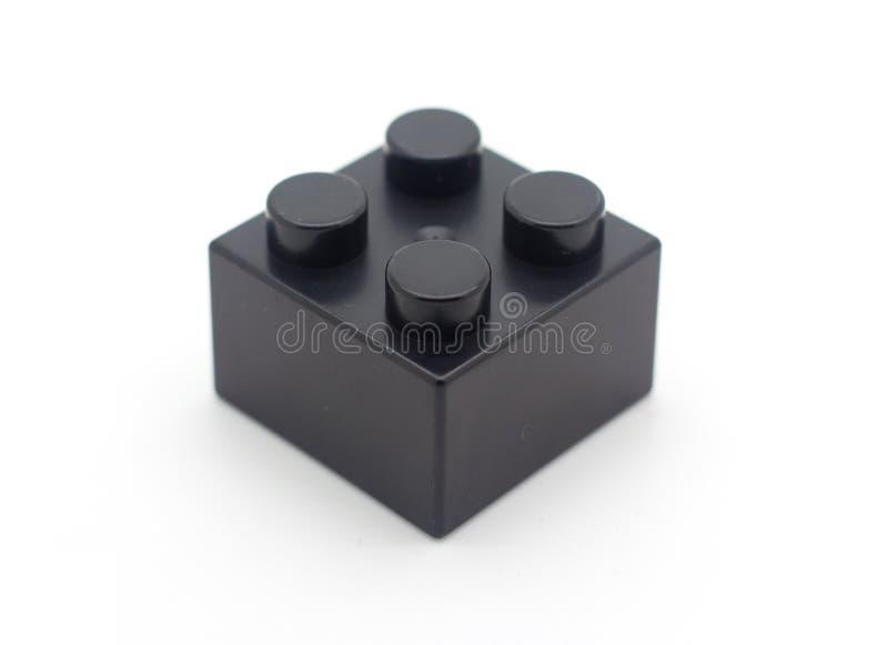 Bloc constitutif de Lego Plastic image stock