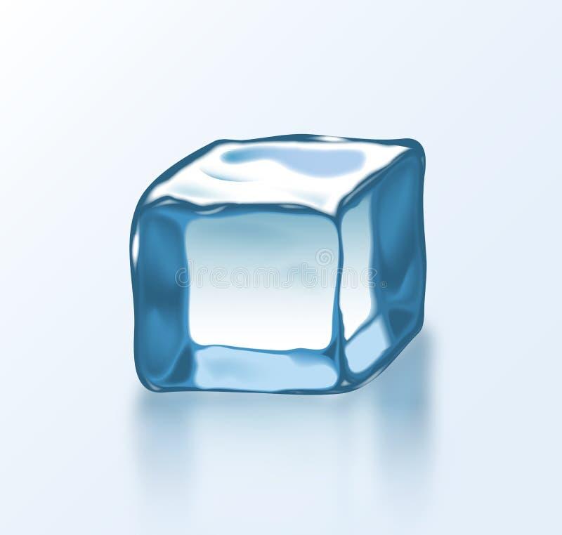 Bloc de glace de vecteur 2 illustration de vecteur