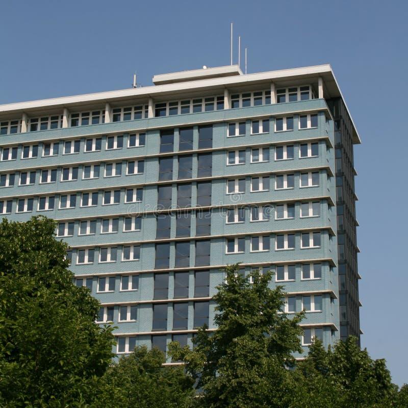 Bloc De Tour Résidentiel Photos stock