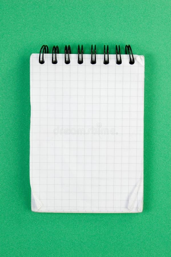 Bloc - notes photographie stock