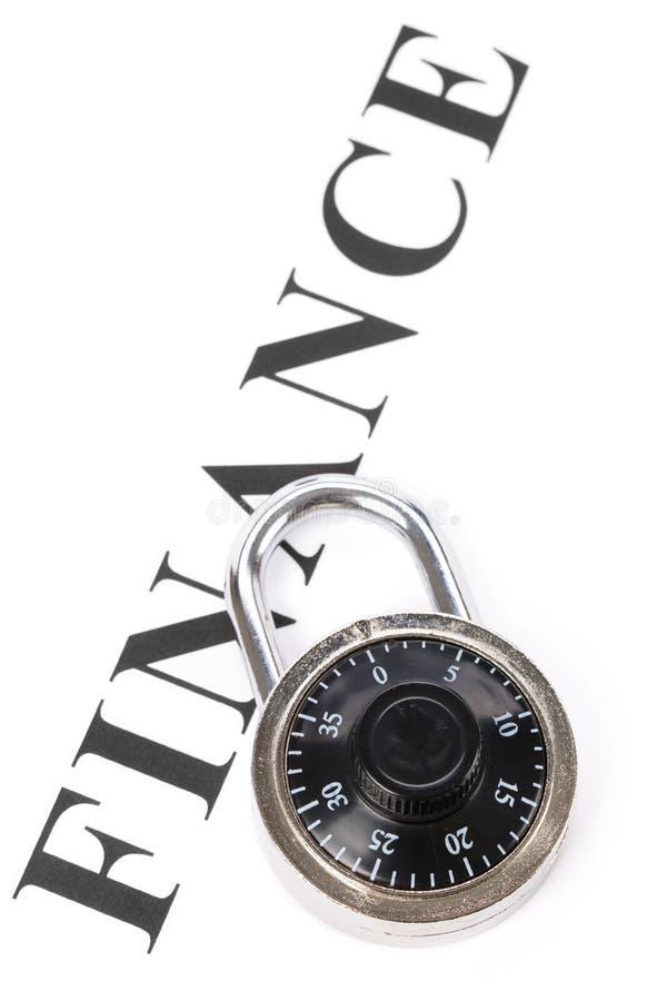 blocage de titre de finances images libres de droits