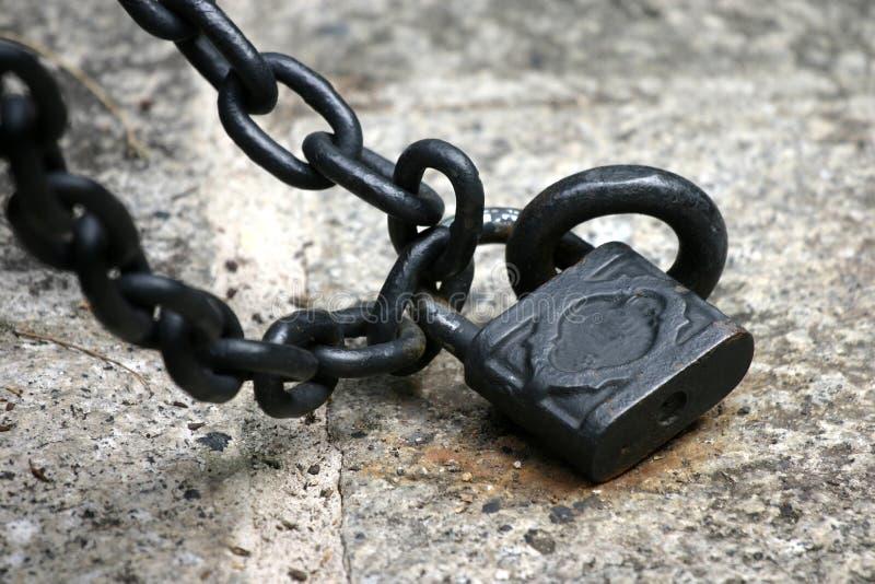 Blocage et réseaux image libre de droits