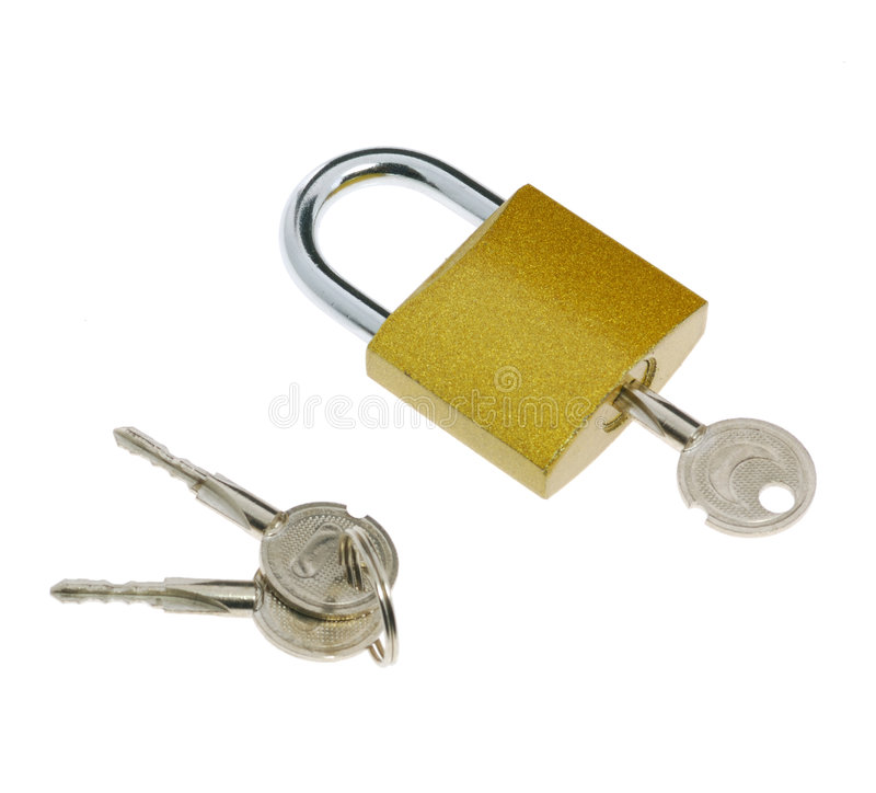 Download Blocage principal image stock. Image du loquet, objets - 8672587