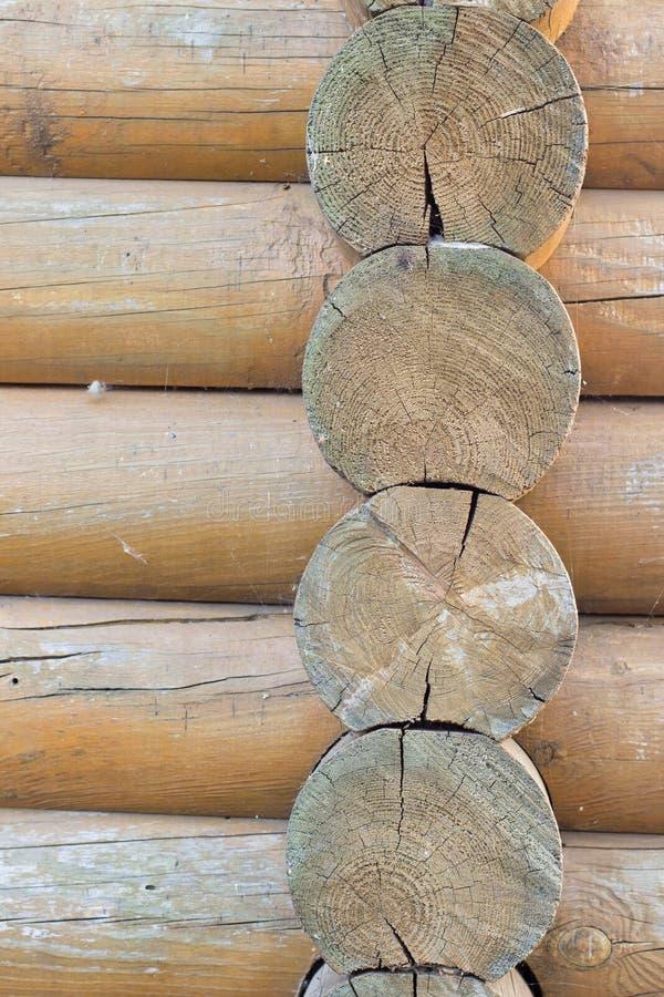 Blocausse de madeira imagem de stock