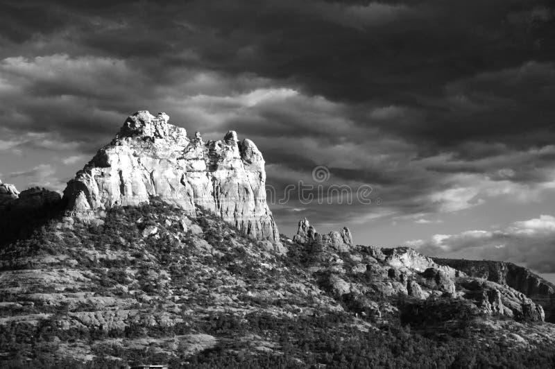 Bloccaggio del paesaggio scenico della natura strabiliante fotografie stock libere da diritti