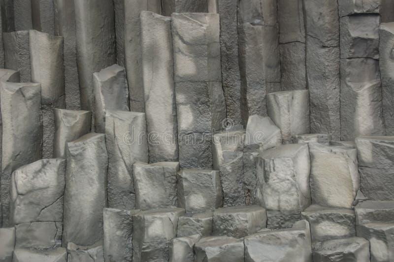 Blocchi di rocce verticali fotografie stock libere da diritti