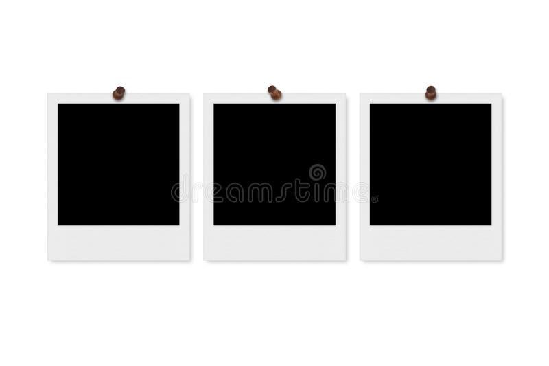 Blocchi per grafici in bianco della foto fotografia stock libera da diritti