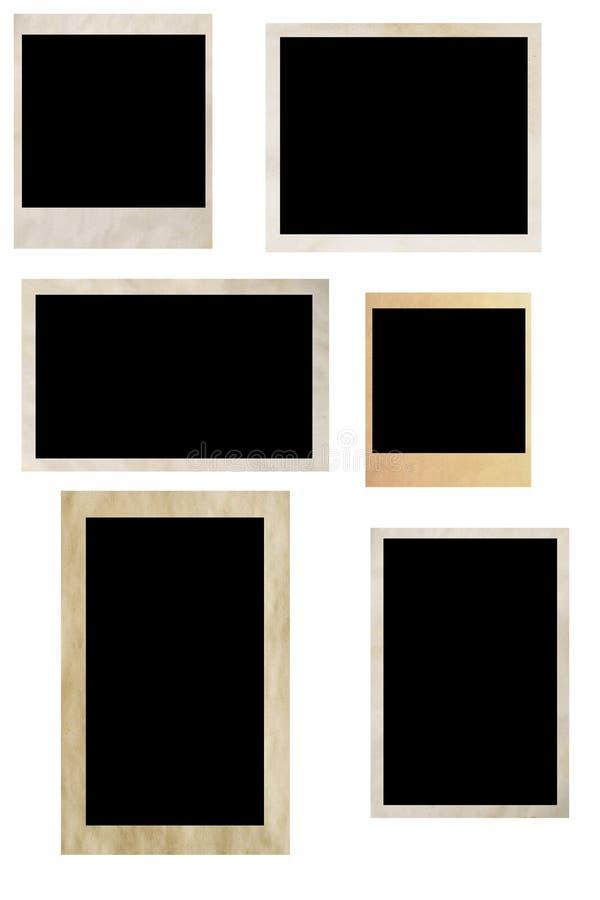 Blocchi per grafici della foto illustrazione di stock