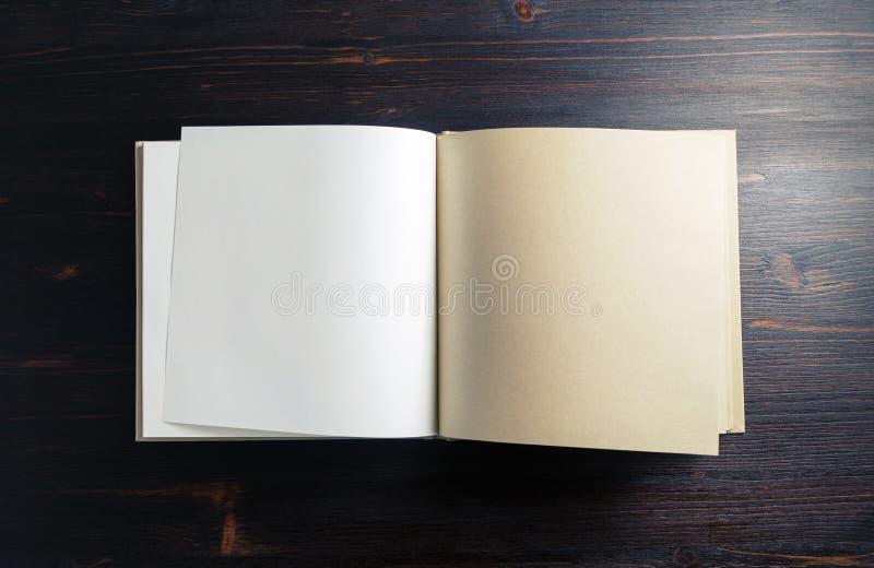 Blocco note o sketchbook fotografia stock libera da diritti