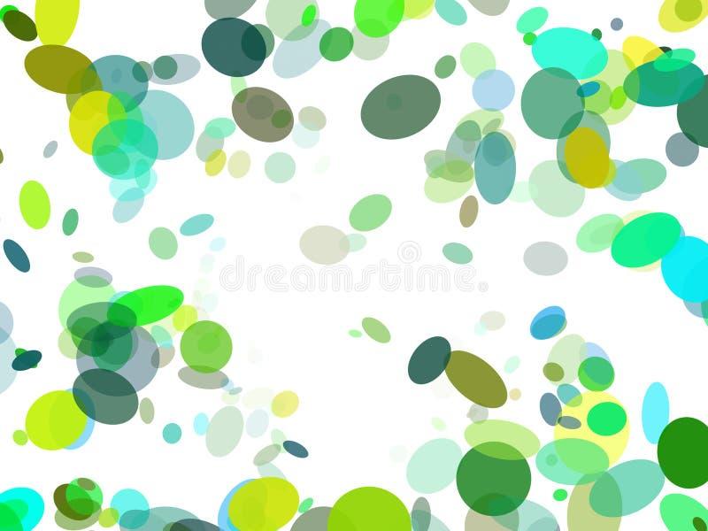 Blocco per grafici Animated delle bolle royalty illustrazione gratis