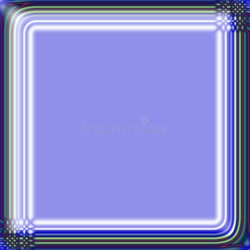 Blocco per grafici astratto illustrazione di stock
