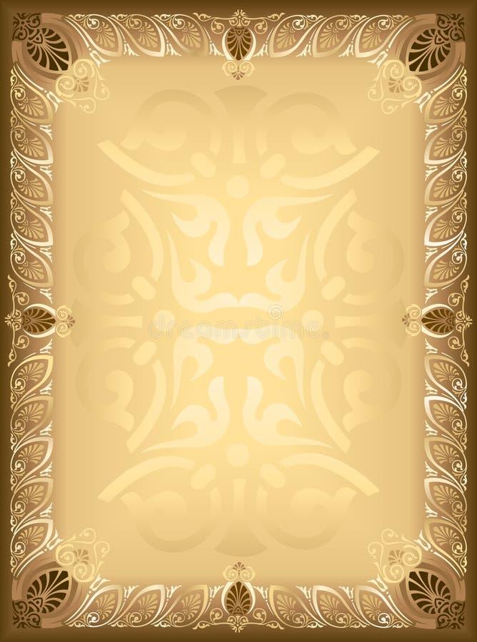 Blocco per grafici in bianco royalty illustrazione gratis