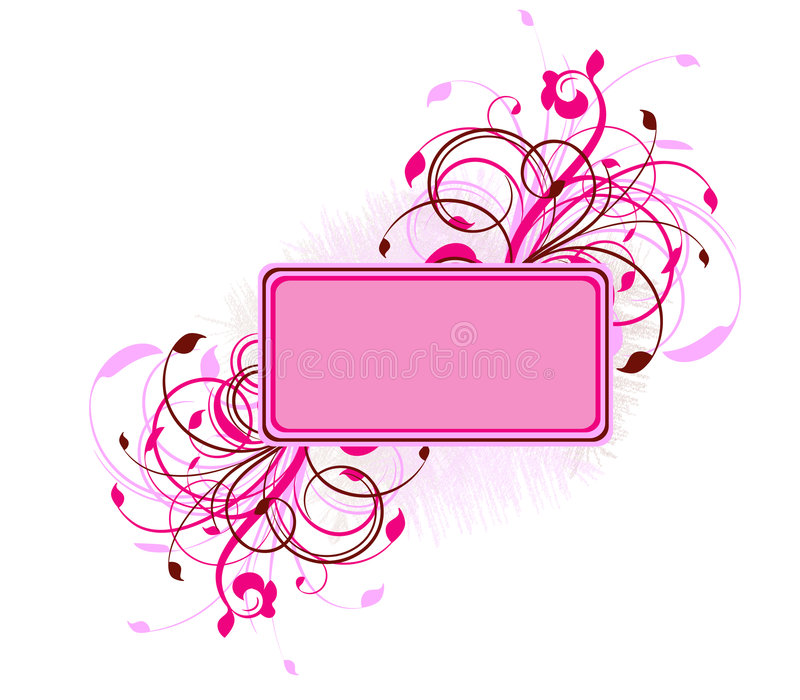 Download Blocco Per Grafici Decorativo Illustrazione di Stock - Illustrazione di colore, grafico: 7320506