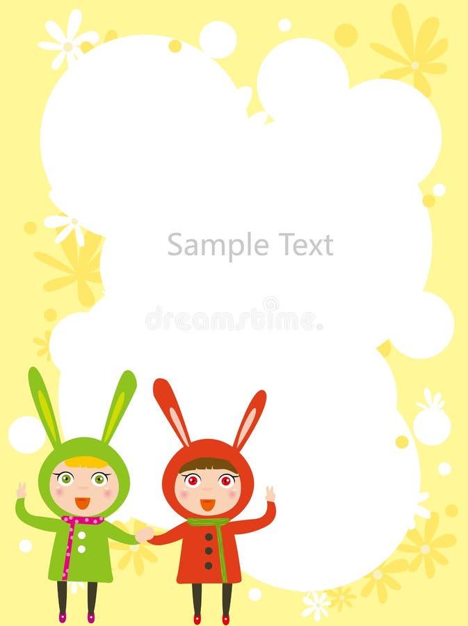 Blocco per grafici dei bambini illustrazione vettoriale
