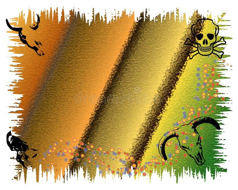 Download Blocco Per Grafici Del Cranio Illustrazione di Stock - Illustrazione di guasto, morte: 3883787